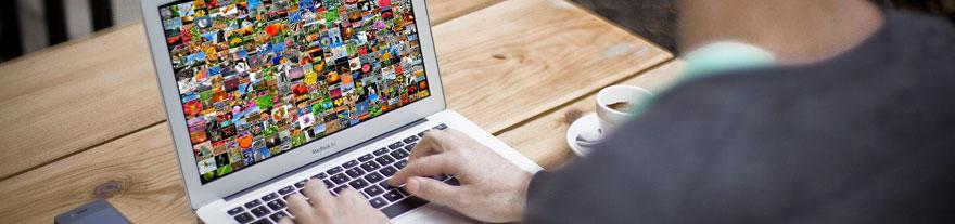 Vier kostenlose Bild-Datenbanken