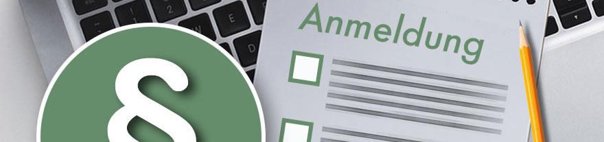 Kostenloser Leitfaden: Rechtlich sichere Anmeldeformulare