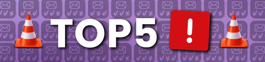 Top-5 Fehler bei der Anbieter-Auswahl
